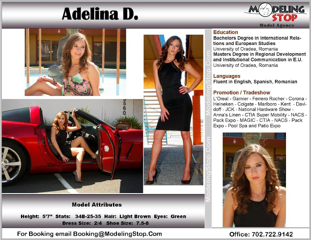 Las Vegas Model Reviews - Las Vegas Models | Trade Show