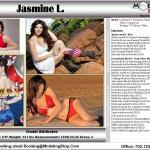 Model Jasmine Las Vegas