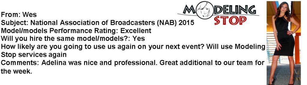 Adelina D-NAB Show 2015