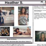 Trade Show Model Hostess Assistant Booth Greeter Promo Staff Convention Heather S