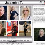Las Vegas Trade Show Model Conventions Promotions Assistant Booth Staff Jasmin T