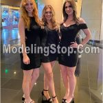 Hostesses Coporate Party